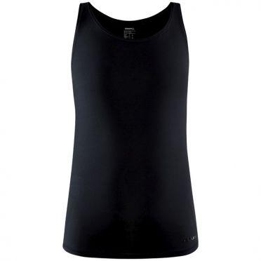 Craft Core Dry Singlet Unterhemd SS Schwarz Damen