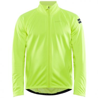 Craft Core Ideal 2.0 Radjacke Gelb Herren