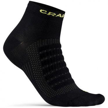 Craft Advanced Dry Mid Socken Schwarz