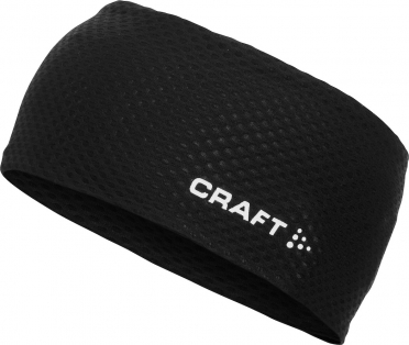 Craft Stay Cool Superlight Stirnband Schwarz
