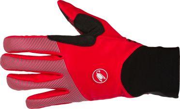 Castelli Scalda elite glove Radhandschuhe Rot Herren
