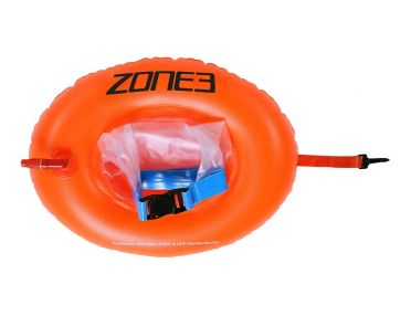 Zone3 Buoy/Dry bag donut Orange