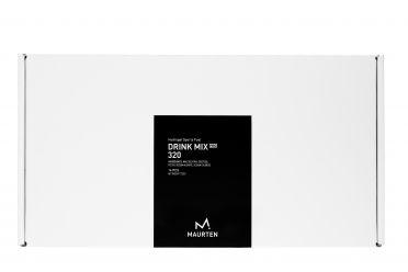 Maurten Drink Mix 320 - Kohlenhydrat-Getränkepulver - 14 x 80g
