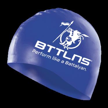 BTTLNS Silicone Badekappe blauz Absorber 2.0