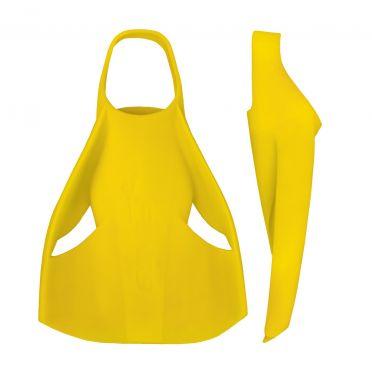 Finis Edge fin Schwimmflossen Gelb