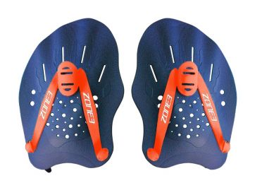 Zone3 Hand Paddles Blau/Orange