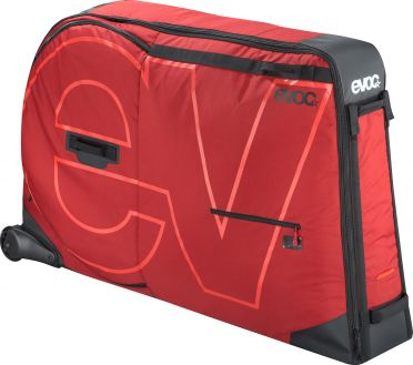 Evoc Bike Travel Bag Fahrradtasche Chili Rot