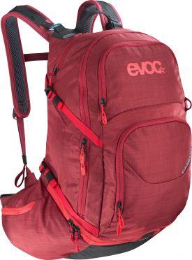 Evoc Explorer pro 26 liter Rucksack Rot
