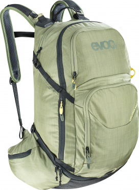 Evoc Explorer pro 30 liter Rucksack light olive