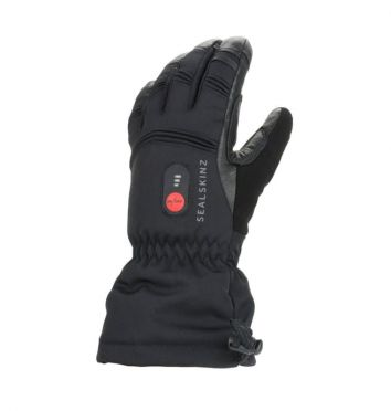 SealSkinz Extreme cold weather Handschuhe Schwarz