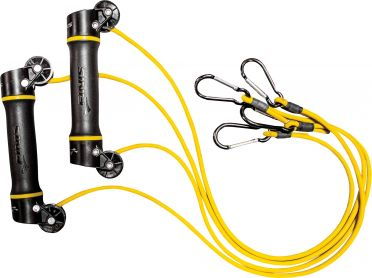 Finis Slide Dryland trainer 7 mm Widerstandsband Gelb