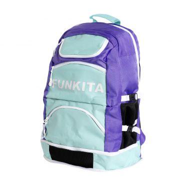 Funkita Elite Schwimmtasche Purple power