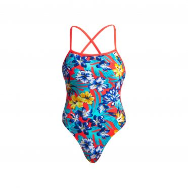 Funkita Aloha from Hawaii Cut Away Badeanzug Damen
