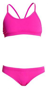 Funkita Still Rosa Sports Bikini Set Damen