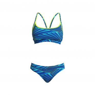 Funkita Streaker Sports Bikini Set Damen