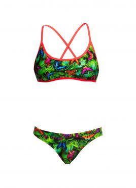 Funkita Pretty fly Tie down Bikini Set Damen