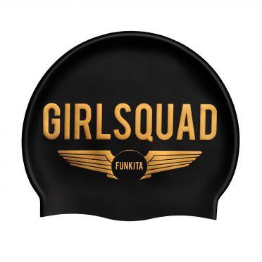 Funkita Silikon Badekappe Girl squad