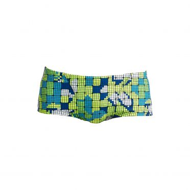 Funky Trunks Glow rider Classic trunk Badehose Herren