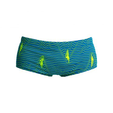 Funky Trunks Ripple effect Printed trunk Badehose Jungs