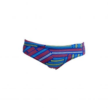 Funky Trunks Chain reaction Classic brief Badehose Herren