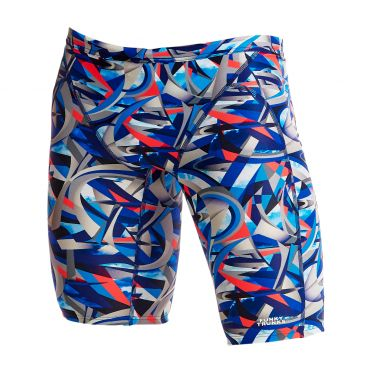 Funky Trunks Futurismo Training jammer Badehose