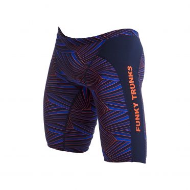 Funky Trunks Hugo weave Training jammer Badehose