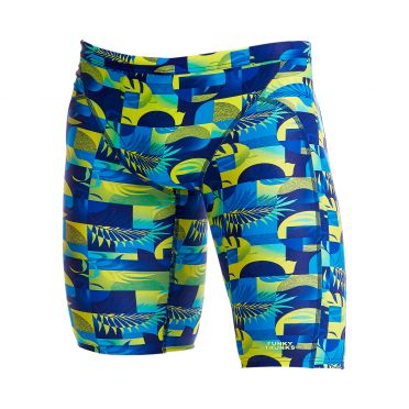 Funky Trunks Magnum Pi Training jammer Badehose