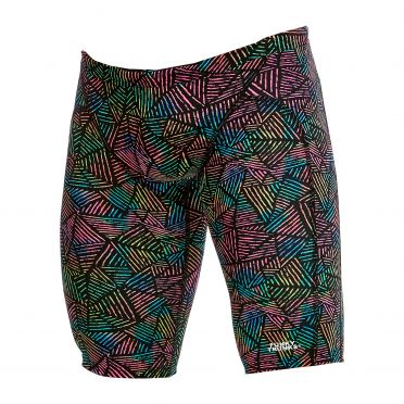 Funky Trunks Poison pop Training jammer Badehose Herren