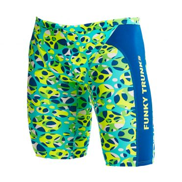 Funky Trunks Stem Sell Training jammer Badehose