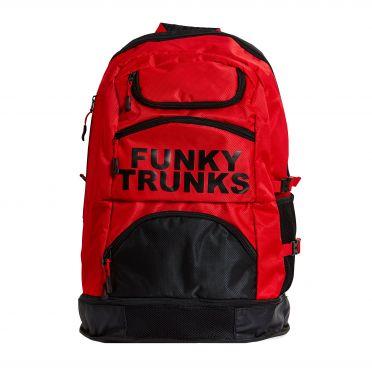 Funky Trunks Elite Schwimmtasche Fire storm