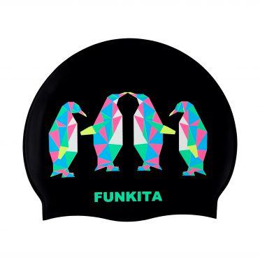 Funky Trunks Silikon Badekappe Fairy Flight
