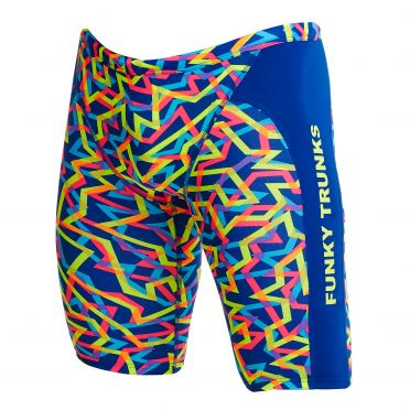 Funky Trunks Noodle Bar Training jammer Badehose Herren