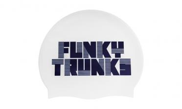 Funky Trunks Silikon Badekappe Space Cadet