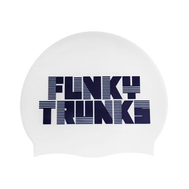 Funky Trunks Silikon Badekappe Space Cadet