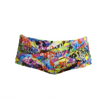 Funky Trunks Fossil Fuel classic trunk Badehose Herren