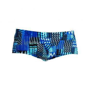 Funky Trunks Electric Nights Classic trunk Badehose Herren