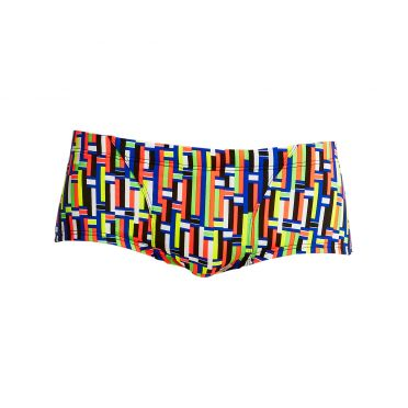 Funky Trunks Prime Time Classic trunk Badehose Herren