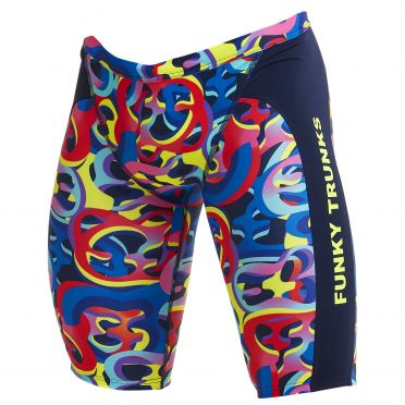 Funky Trunks Organica Training jammer Badehose Herren