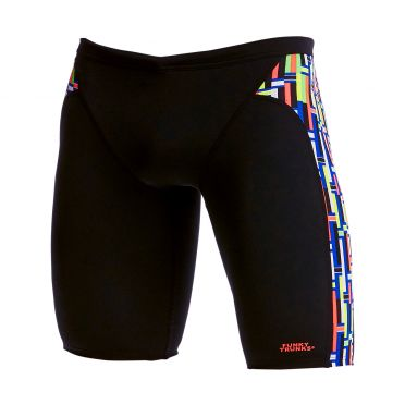 Funky Trunks Prime Time Training jammer Badehose Herren