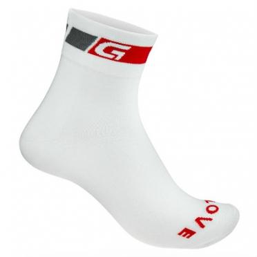 Gripgrab Radsport-Socken normal Weiß