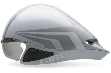 Giro Selector Fahrradhelm Weiß/Silber