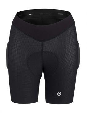 Assos Trail Liner Shorts Schwarz Damen