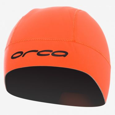 Orca Neopren swim hat Orange