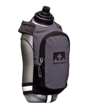 Nathan SpeedDraw Plus Handflaschen Grau