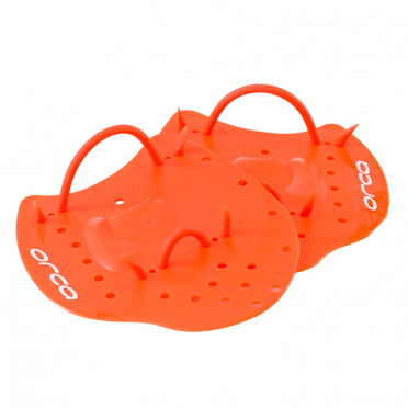 Orca Pro Handpaddles Orange
