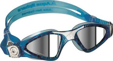 Aqua Sphere Kayenne Small Spiegellinse Schwimmbrille Blau