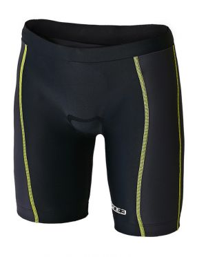 Zone3 Adventure Kinder Tr shorts Schwarz/Gelb