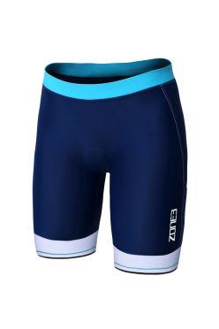 Zone3 Lava long distance Tri shorts Damen
