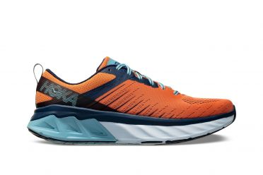 Hoka One One Arahi 3 Laufschuhe Orange/Blau Herren