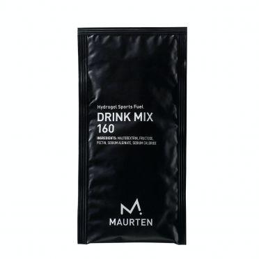 Maurten Drink Mix 160 - Kohlenhydrat-Hydrogel-Getränkepulver - 40g